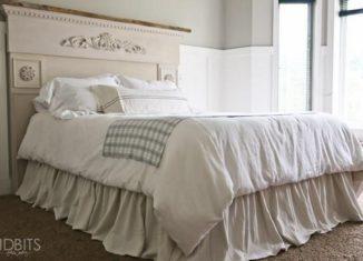 Φουστα η ποδια κρεβατιου,χρησιμοποιηστε οτι υφασμα σας αρεσει