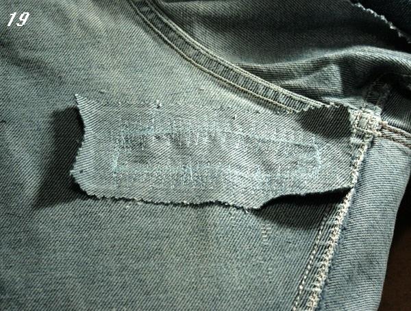 b253b5c4b4d μπαλωμα επιδιορθωση ρουχων diy, πως μπαλωνουμε ρουχα