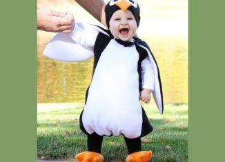 ραψτε στολη πιγκουινου για παιδια, στολη πιγκουινου για μεγαλους
