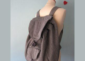 τσαντα πλατης backpack, ραβουμε τσαντα πλατης για παιδια και ενηλικες