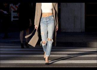 πως φτιαχνουμε σκισμενα ξεφτισμενα παντελόνια τζην