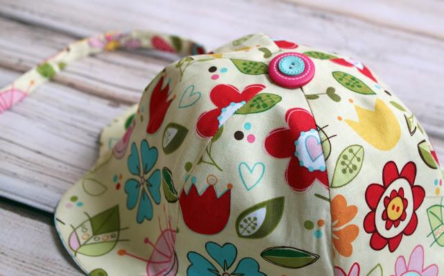 καπελο τουλιπα για παιδια,πως να ραψετε καπέλο τουλιπα για μωρά