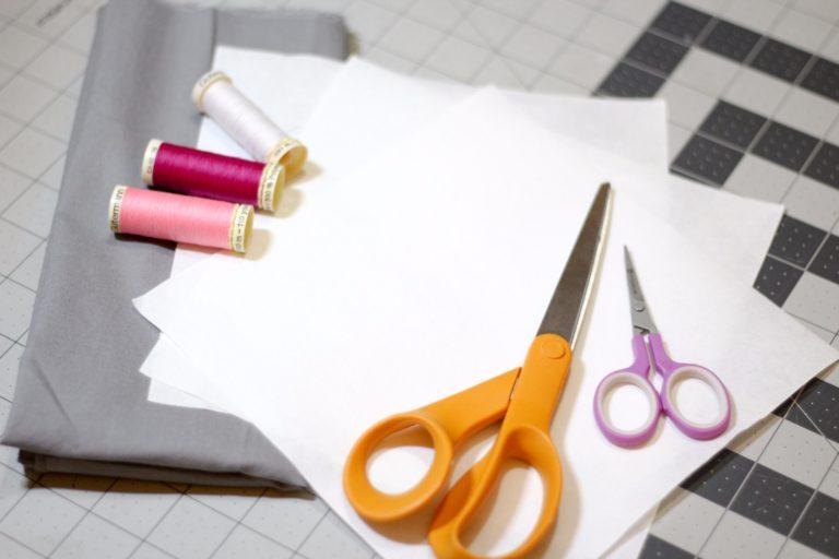 πως να δημιουργησετε κυμματιστη ραφη με την ραπτομηχανη σας