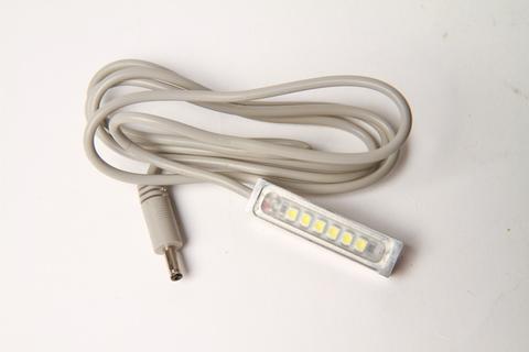 φωτισμος της ραπτομηχανης, φωτακια led για την ραπτομηχανη σας