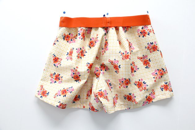 boxer shorts γυναικειο, μποξερ σορτς γυναικειο με πατρον