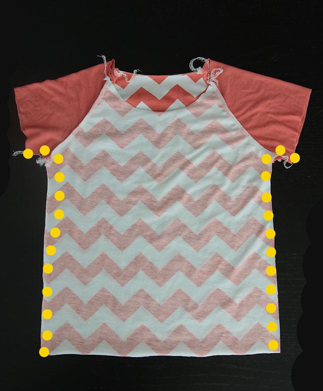 μπλουζα με ρεγκλαν μανικια, ραψτε μονη σας μπλουζα με μανικια ρεγκλαν