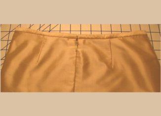 πως να ραψετε ενα ζωναρι με φοδρα, σε φουστα η παντελονι, ευκολη μεθοδος να βαλετε την φοδρα επανω στο ζωναρι, οδηγιες, συμβουλες για αρχαριους