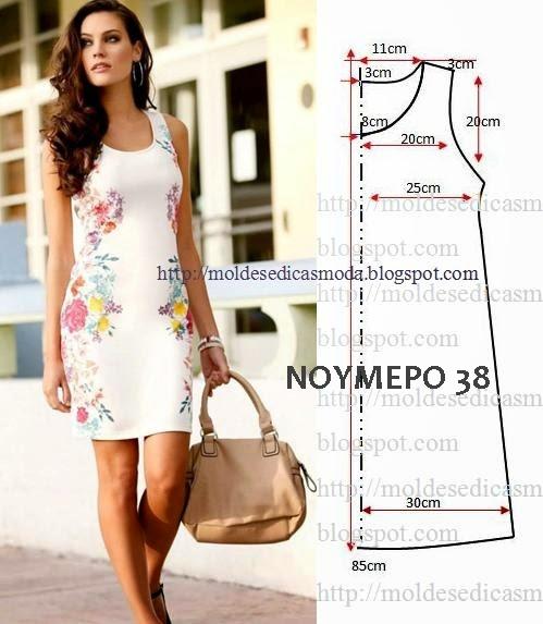 cc3e56af431a τρια ανετα και δροσερα φορεματα με πατρον