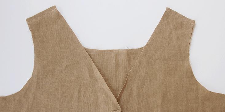 λινο φορεμα με κουμπια και πατρον, ραψτε μόνες σας φορεμα καλοκαιρινο