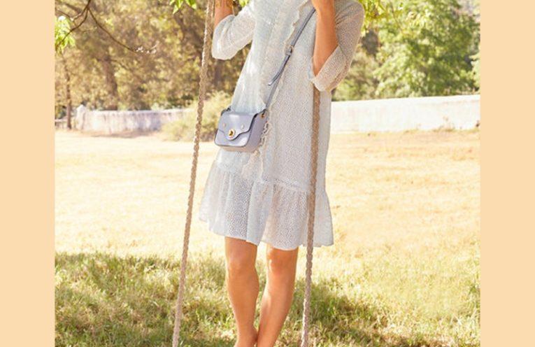 αερινο δαντελενιο φορεμα, σούπερ ρομαντικό, για τις καλοκαιρινές μέρες