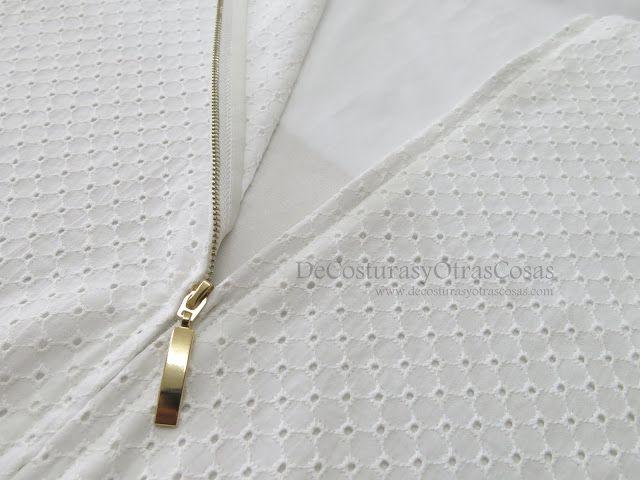 φερμουαρ με ρελι, πως να ντυσετε το εσωτερικό του ρούχου