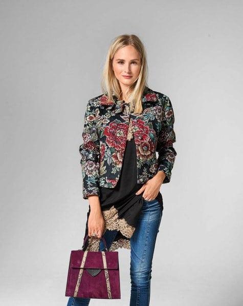 κοντα γυναικεια σακακια του Burdastyle, εντυπωσιακά, διαχρονικά πατρον