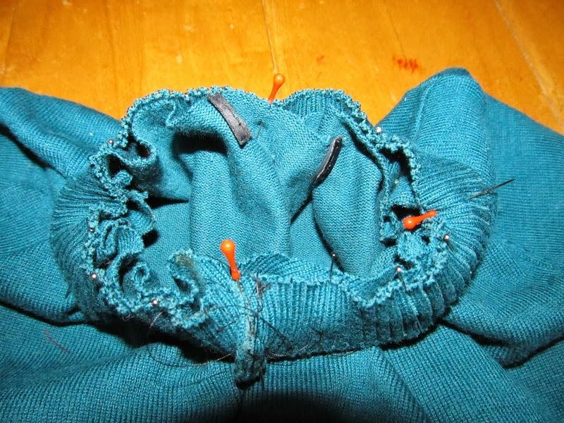 πουλοβερ απο ζιβαγκο σε λαιμοκοψη, μεταποιηστε παλια πουλοβερ