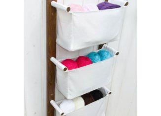 θηκες αποθηκευσης για τοιχο ραψτε αυτες τις καταπληκτικες θηκες-τσαντες