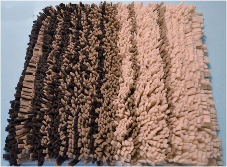 μαξιλαρι η χαλακι απο fleece, τεχνικη για να ραψετε διακοσμητικα σπιτιου