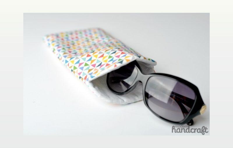 θηκη γυαλιων , ραψτε μονοι σας μια θηκη για τα γυαλια σας